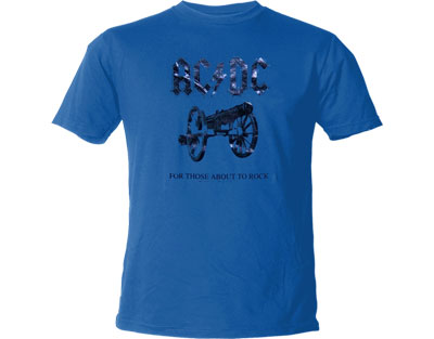 Ac dc t shirts for sale for Really cheap custom shirts