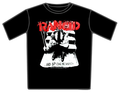 Rancid T Shirts For Sale